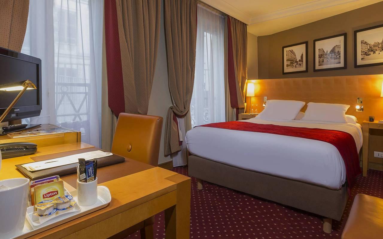 hotel de lujo en barrio latino de Paris