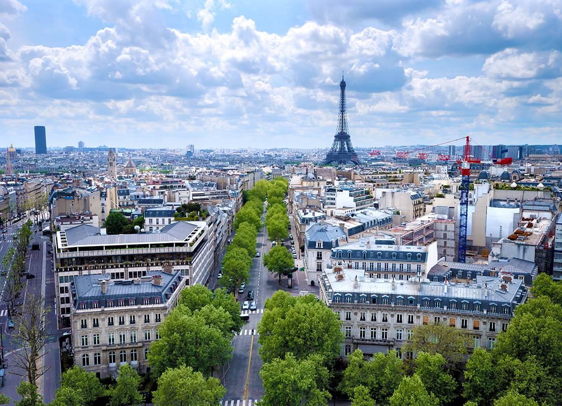 hotel paris centre