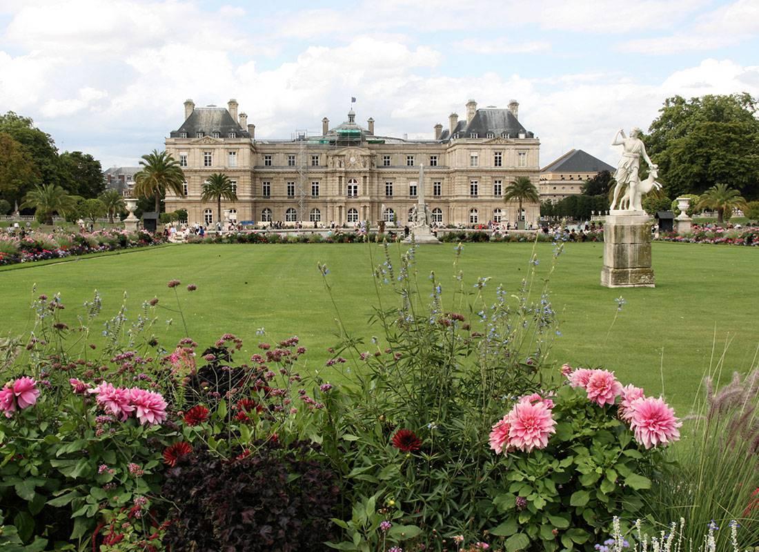 hotel jardin du luxembourg