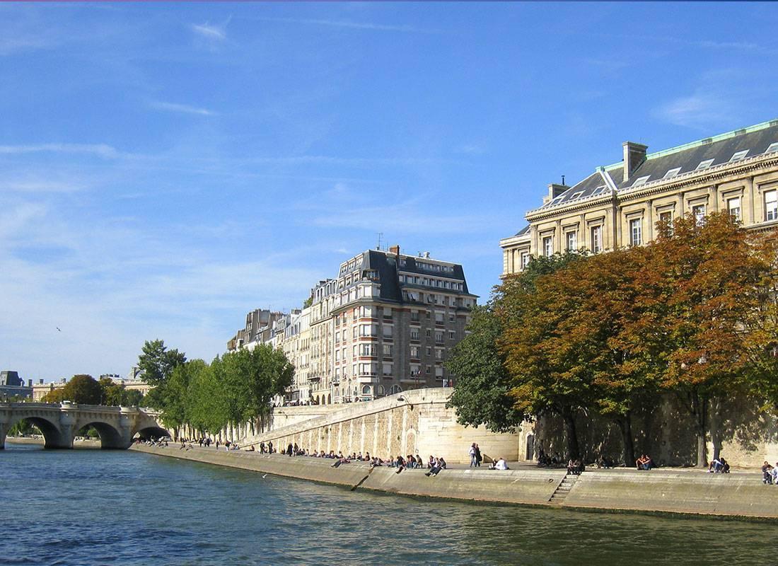 hotel quai de seine