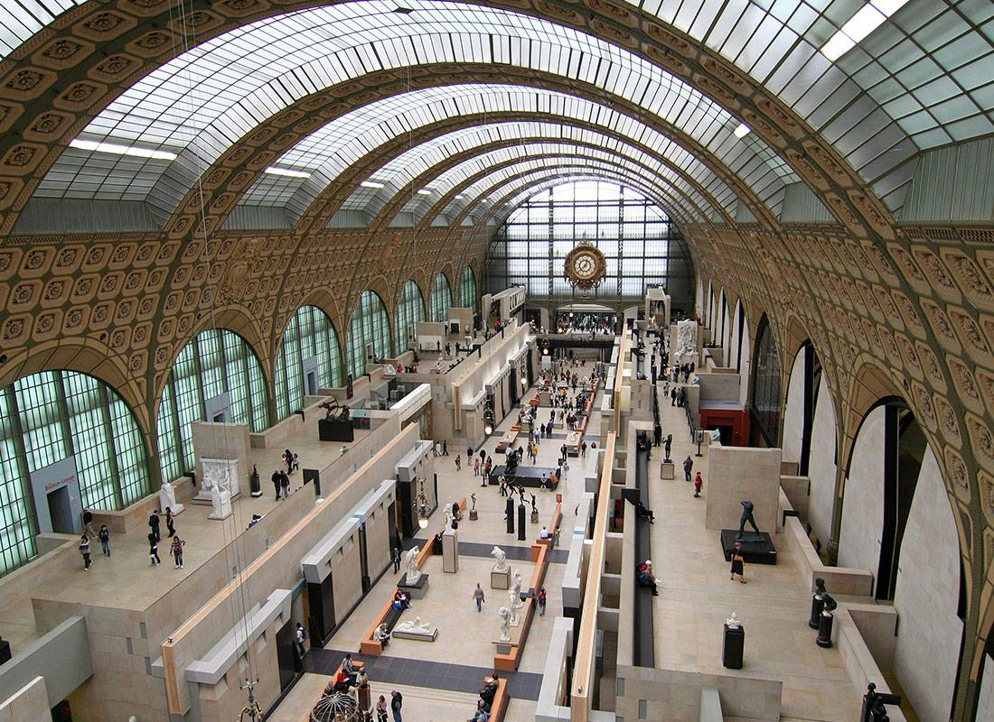 hotel musee d'orsay